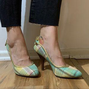 Naughty Monkey heels, size 9